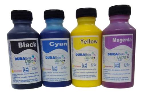 Tinta Durabrite Ultra Para Cartuchos Y Sistema Continuos