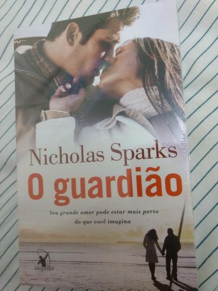 Livro O Guardião / Novo/ Romance/ Lacrado/ Nicholas Sparks