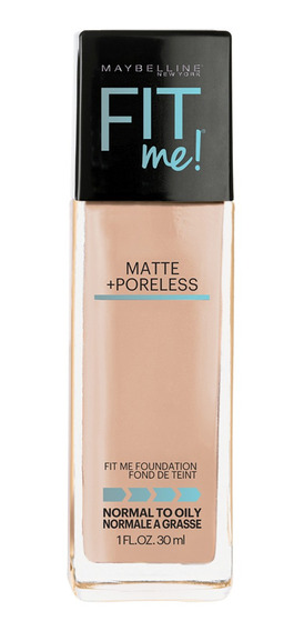 Base Matificante Fit Me Tono 130 Buff Beige Maybelline