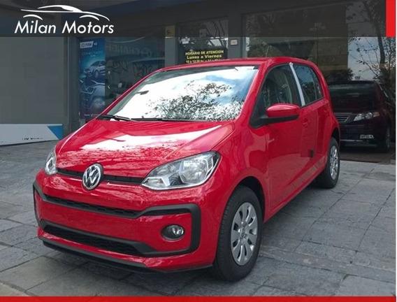 Volkswagen Up 0km 2020 - Financio Con 7500 Se Lo Lleva !