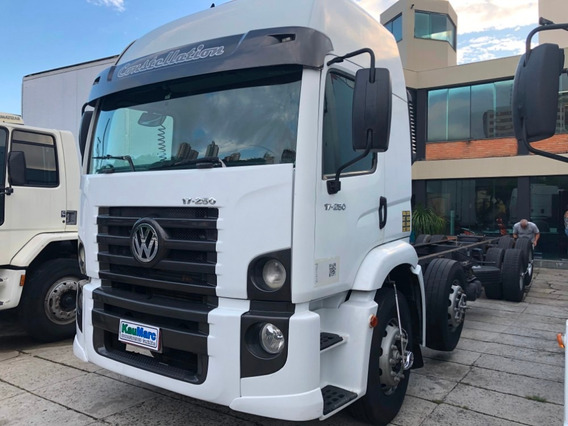 Vw 17-250 Consteletion Teto Alto 2008 Bitruck Financia 100%