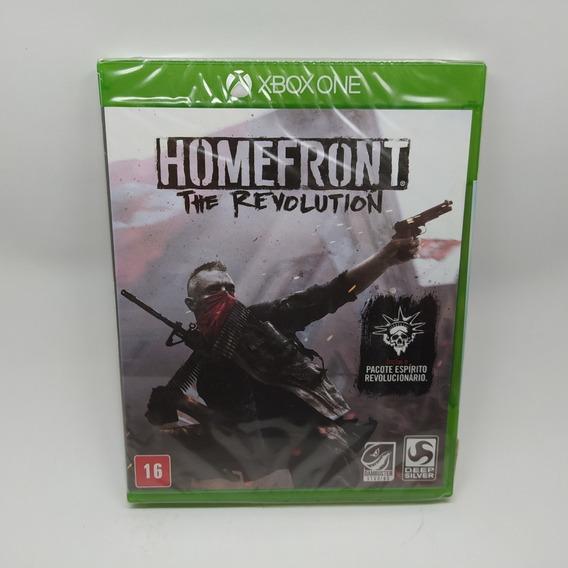 Homefront The Revolution Xbox One Mídia Física Lacrado Jogo