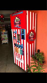 Vending Machine Só Pipoca