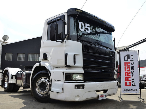 Scania P 310 2005 330 P340 360 = Volvo Vm 310 330 Mb 1933
