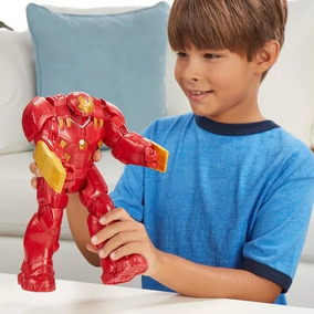 Boneco Hulkbuster Titan Hero Series