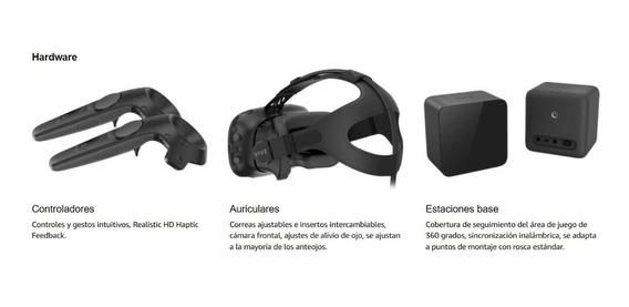 Videojuego Sistema De Realidad Virtual Completo