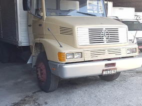 Mb L 1418 Ano 90 Chassi Unico Dono 280.000 Km Originais