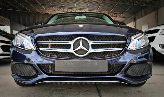 Mercedes Benz C 180 1.6. Azul 2015/16