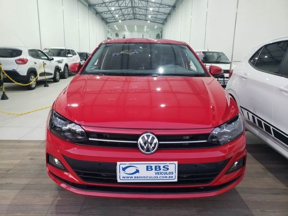 Volkswagen Polo Comfortline 200 1.0 Tsi Automática, Qrd0793