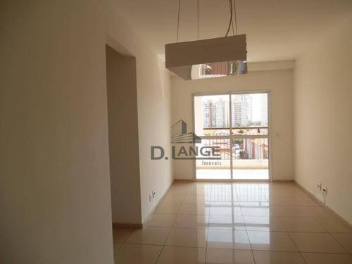 Imagem 1 de 30 de Apartamento Tipo Resort - Parque Prado (já Locado P/renda) - Campinas Sp. - Ap18153