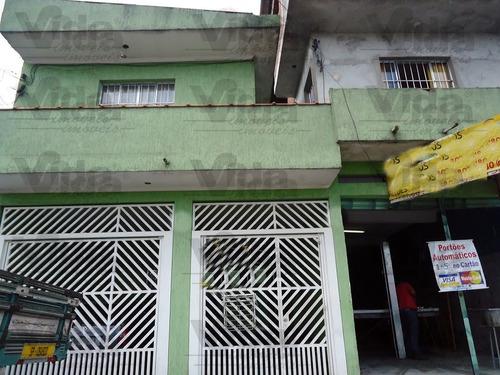 Casa Sobrado Para Venda, 4 Dormitório(s) - 31430
