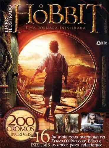 O Hobbit 2011 - Album De Figurinhas Completo P/ Colar