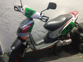 Aprillia Rally Scooter