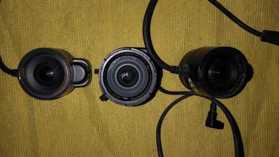 Lente Câmera Pelco Computar