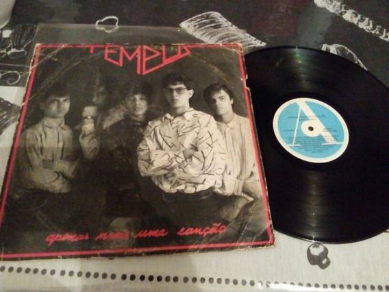 Lp Banda Tempus Rock Gaucho 1988
