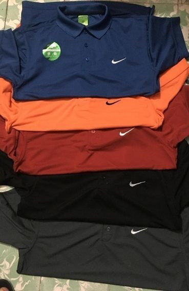 Playeras Polo Nike 10 Piezas