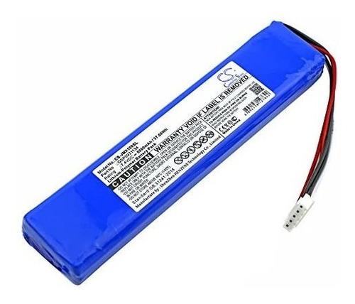 Batería P/ Parlante Jbl Xtreme Cameron Sino Jmx100sl