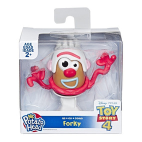 Toy Story 4 Mr Potato Head Mini Figura Forky - Hasbro