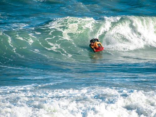 Imagen 1 de 15 de Tabla Barrenar Chicos Inflable Calidad Coralsea Ap Nautica