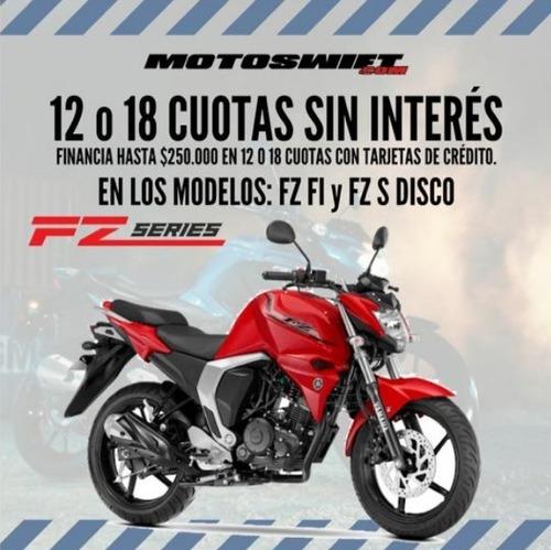 Yamaha Fz Fi 150 - Financia Sin Interes - Fzfi -  Motoswift