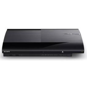 Ps3 Playstation 3 Bloqueado Super Slim Ou Slim 2 Jogos