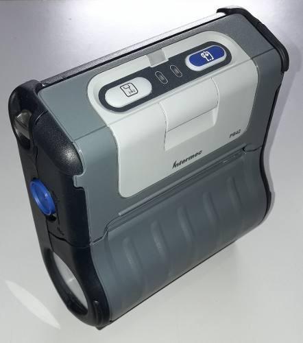 Impressora Térmica Portátil De Etiqueta Bluetooth Pb42