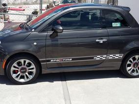 Fiat 500 1.4 Sporting Mt 2016, Tomo Auto, Credito