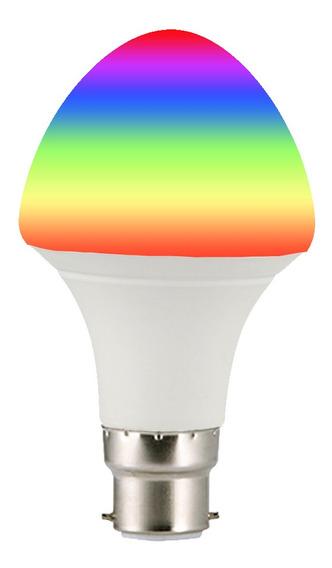 Wifi Smart Light Bulb Controle Remoto Sem Fio Suporte App