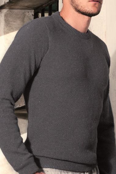 Buzo O Saco De Hombre ( Coderas Gamuza ) Producto Nacional