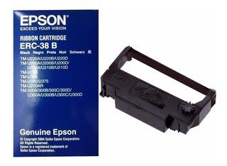 Cinta Epson Original Erc 38b Erc-38b Ribbon Tm U220a