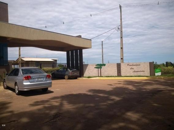 Terreno Em Condomínio Para Venda Em Carambeí, Carambeí - 131_2-843637