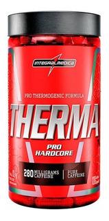 Therma Pro Hardcore 120caps Termogênico Integralmedica Full
