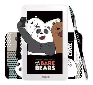Tablet 7 Philco Cartoon Network Escandalosos Tp7a4bb 1gb 8gb