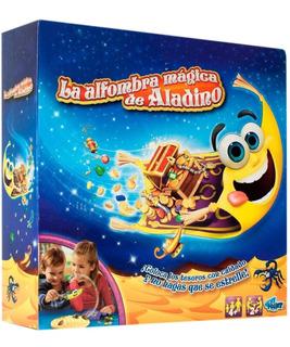 Juego La Alfombra Magica De Aladino (6227)