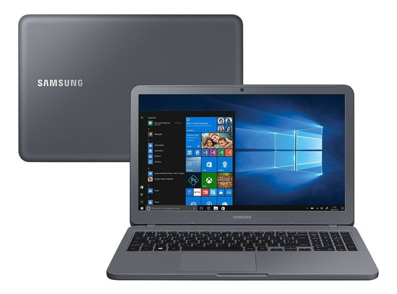 Notebook Samsung Core I3 4gb 240gb Ssd Tela 15,6 Win 10