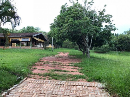 Imagem 1 de 1 de Chácara À Venda - Zona Rural, Bauru-sp - 3550
