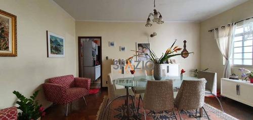 Imagem 1 de 11 de Casa Com 3 Dormitórios Para Alugar, 160 M² Por R$ 2.800,00/mês - Centro - Rio Claro/sp - Ca0565