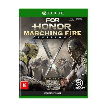 Jogo For Honor Marching Fire Edition Para Xbox One