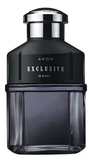 Perfume Masculino Exclusive In Black Avon