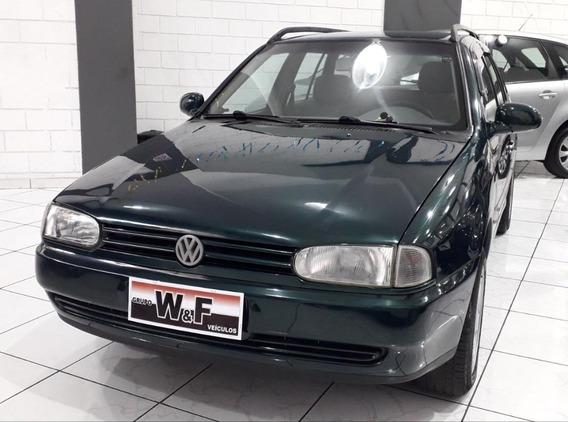 Volkswagen Parati 1.6 Mi Cl 8v