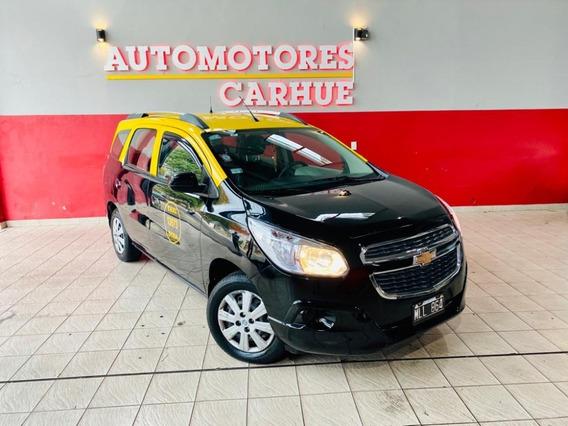 Chevrolet Spin 1.8 Lt Taxi C/licencia 2013 $420.000 Y Cuotas