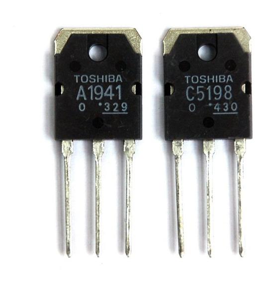 Transistor C5198 Toshiba 2sc5198 - Componentes Electrónicos