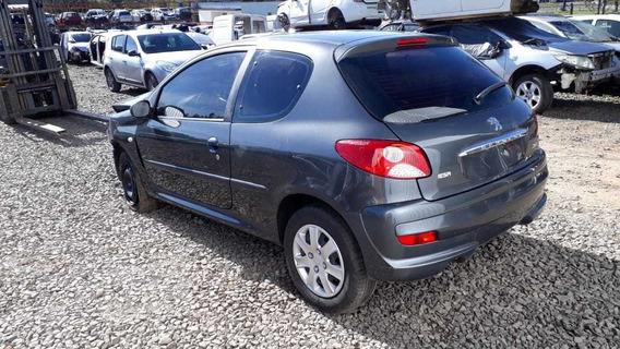 Sucata Peugeot 207 1.4 82cvs Flex 2012 Rs Caí Peças