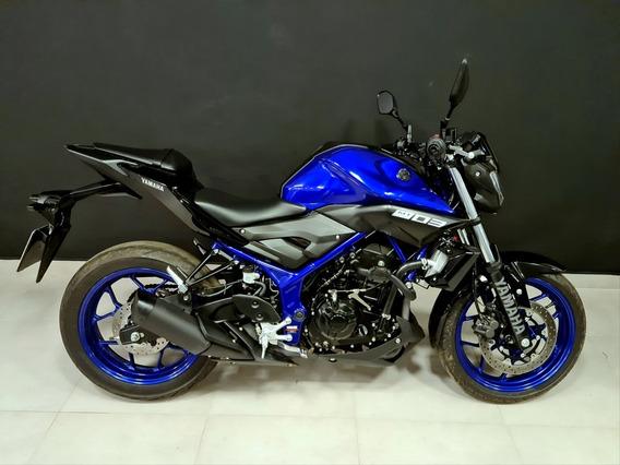 Yamaha Mt-03 321cc Abs