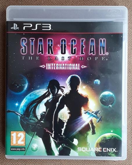 Star Ocean: The Last Hope International - Ps3