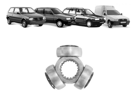 Junta Tripoide Fiat Fiorino 1988 1990 1991 1992