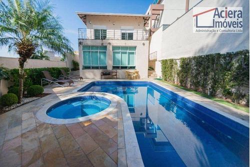 Imagem 1 de 30 de Casa Com 4 Dormitórios À Venda, 352 M² Por R$ 1.800.000,00 - Palm Hills - Cotia/sp - Ca2699