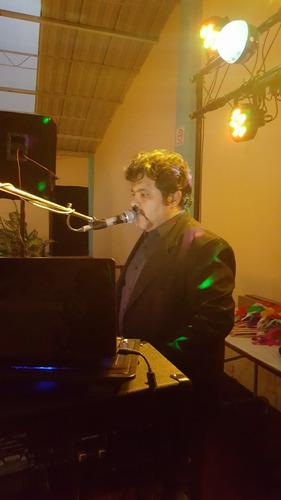 Imagen 1 de 10 de Tecladista Y Dueto Rodax La Mejor Calidad Desde $650.00