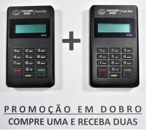 Maquininha Mercado Pago Compre 1 Leve 2 Maquineta Minizinha