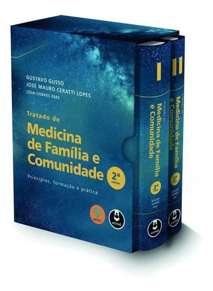 Tratado De Medicina De Familia E Comunidade 2ª Ed 2 Volumes